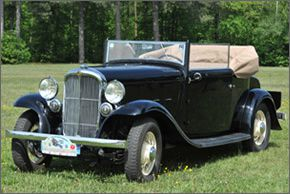 TRACTION AVANT 15-6 CABRIOLET