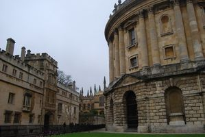 Oxford - Brasenose College