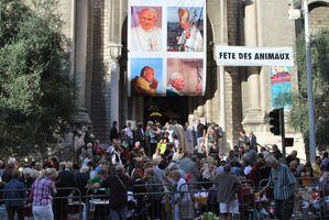 Kermesse et bénédiction des animaux 2011 - 34