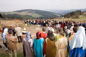 Chemin de croix-Droga-Krzyzowa