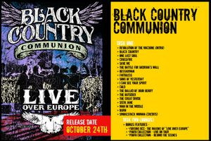 BCM Live Over Europe