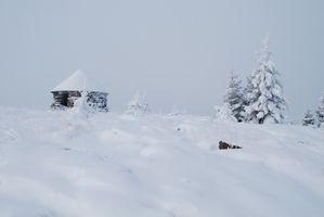 Haute Loge en hiver