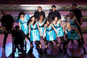 Listen to Glee cover of Madonna's ''I Love New York''