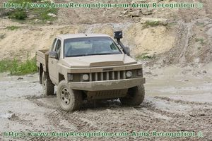 ALTV ACMAT Light Tactical Vehicle demo 001