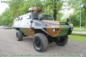 Bastion APC wheeled armoured vehicle personnel carrier high