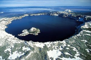 OREGON Crater lake oregon