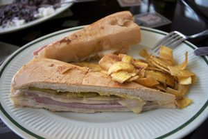 Florida Sandwich-Cubano