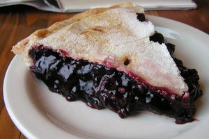 Oregon -Marionberry-Pie