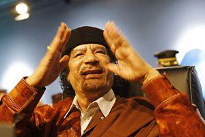 Affaire Kadhafi