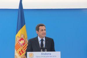 Sarkozy Andorre