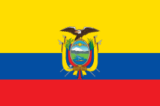 225px-Flag of Ecuador svg