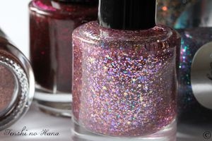 Shimmer polishes 3
