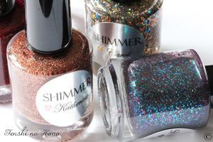 Shimmer polishes 6