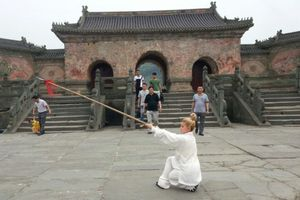 Wudang Shifu Paty Paty Lee