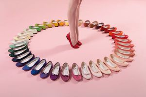 Ballerines Repetto