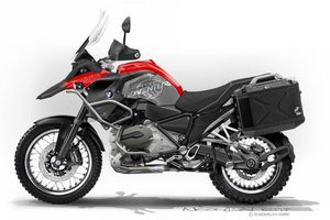 r 1200gs 1250gs lc red adventure adv
