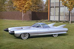 cadillac cyclone 1961 concept car