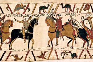 Tapisserie de Bayeux (2)