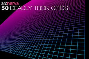 b-50 deadly-tron-grids