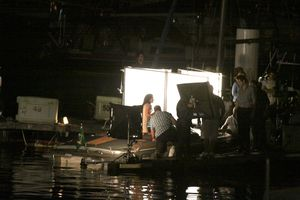 marina sequence filming 1