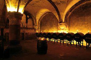 weingewoelbe im kloster eberbach reference