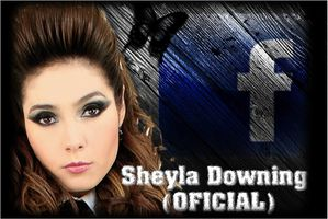 Sheyla Downing Facebook Oficial