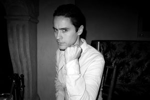 Jared Leto @ L'WREN SCOTT DINNER, NEW YORK 002