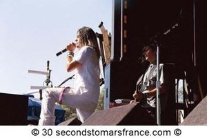30 Seconds to mars 2003-04