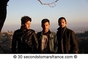 30 Seconds to mars 2009-03