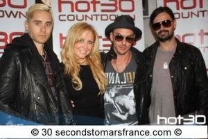 30 Seconds to mars 2010-04