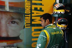 Team Lotus - Karun Chandhok, Jarno Trulli