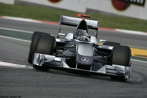 Mercedes GP - concept car