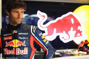 Red Bull - Mark Webber, Pepe Jeans
