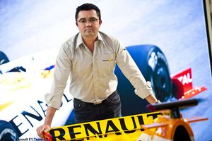 Renault - Eric Boullier