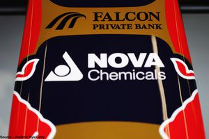 Toro Rosso - Falcon Private Bank, Nova Chemicals