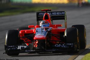 Marussia - Timo Glock