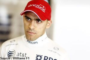 Williams - Pastor Maldonado