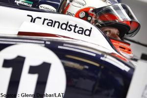 Williams - Rubens Barrichello, Randstad