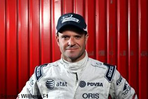 Williams - Rubens Barrichello