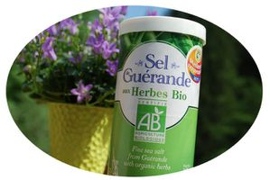 sel aux herbes bio