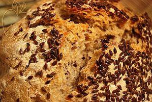 Copie de Pain farine bise graines de lin (1)
