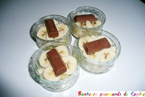 crumble banane-poire chocolat speculoos 3