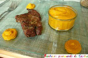 mousse carottes epices 4