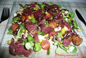 salade gesiers ossau-iraty 8