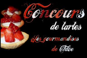 concours tartes