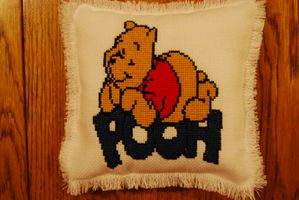 Coussin Pooh