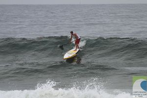 Beach race Hossegor