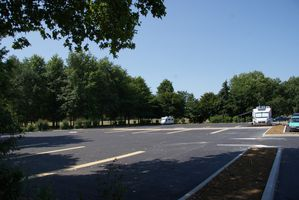 Camping-cars : Fontenay le Comte ouvre son aire d'accueil !