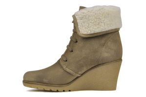esprit bottines kiwi