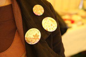 une fan de badge+MIcowËL